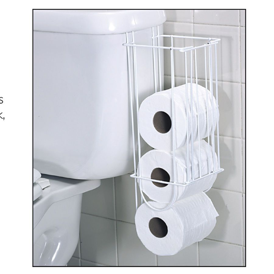 Extra Toilet Paper Holder Don't Run Out of Toilet Paper ...