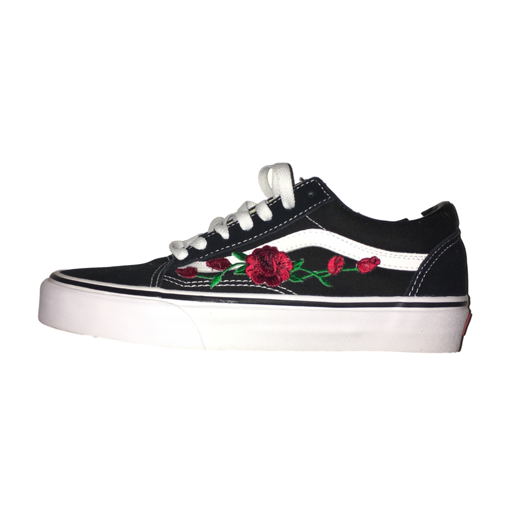 Ms rose vans customs palacose will be available on