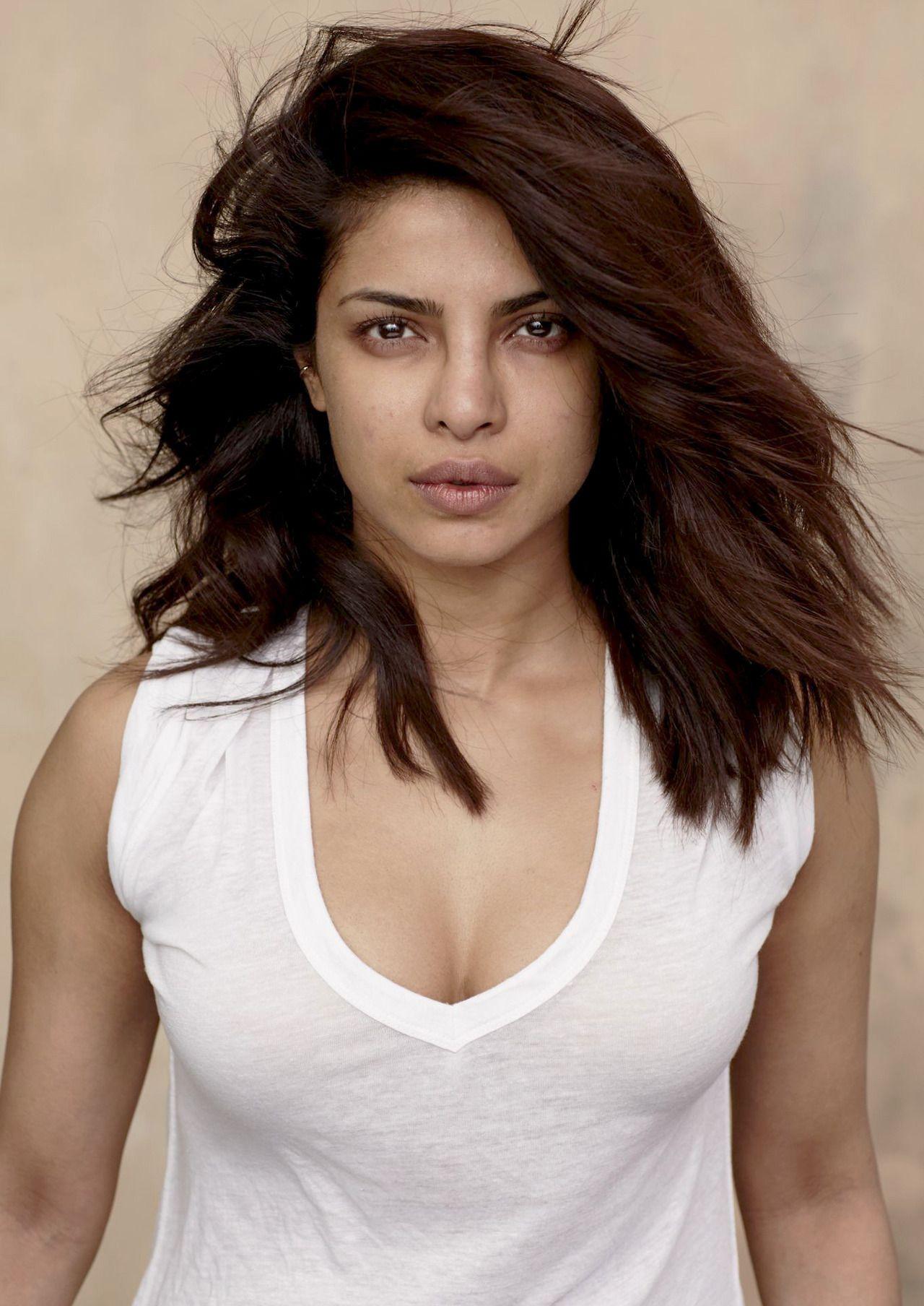 Priyanka Chopra For People Magazine For Worlds Most Beautiful