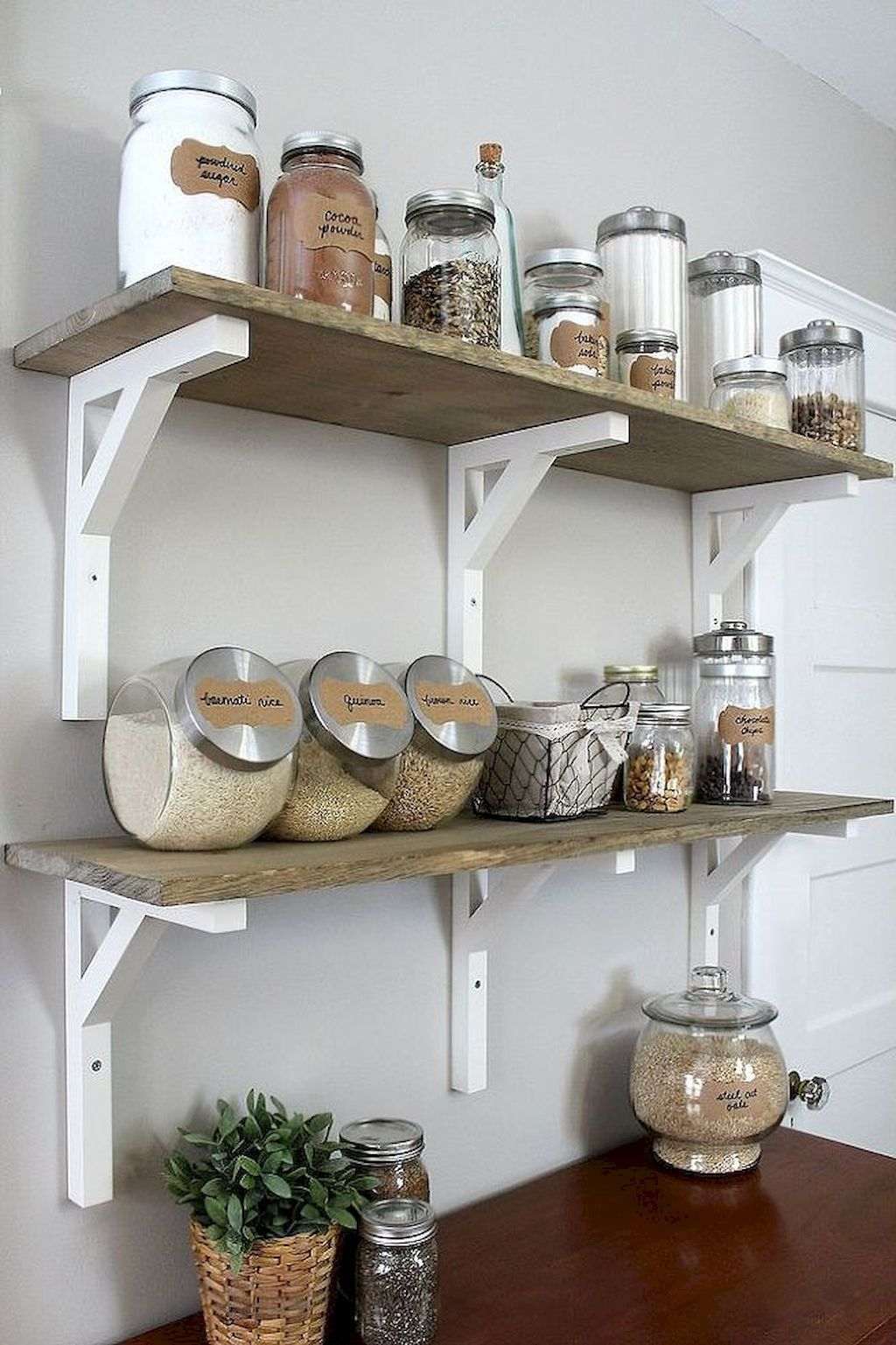 40 space saving storage and oragnization for small kitchens ideas remodel diy kitchen storage on kitchen organization for small spaces id=21889