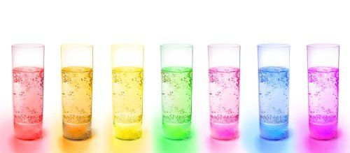 Ivation Glow Glass Waterproof Multi Color LED Light-Up Wine Cup - LED Cup Can Be Set to One of 6 Colors or to Fade-In/Fade-Out. Great for Parties, Bars and Clubs Ivation http://www.amazon.com/dp/B00I5PA36I/ref=cm_sw_r_pi_dp_U7Wjub1DENNQG