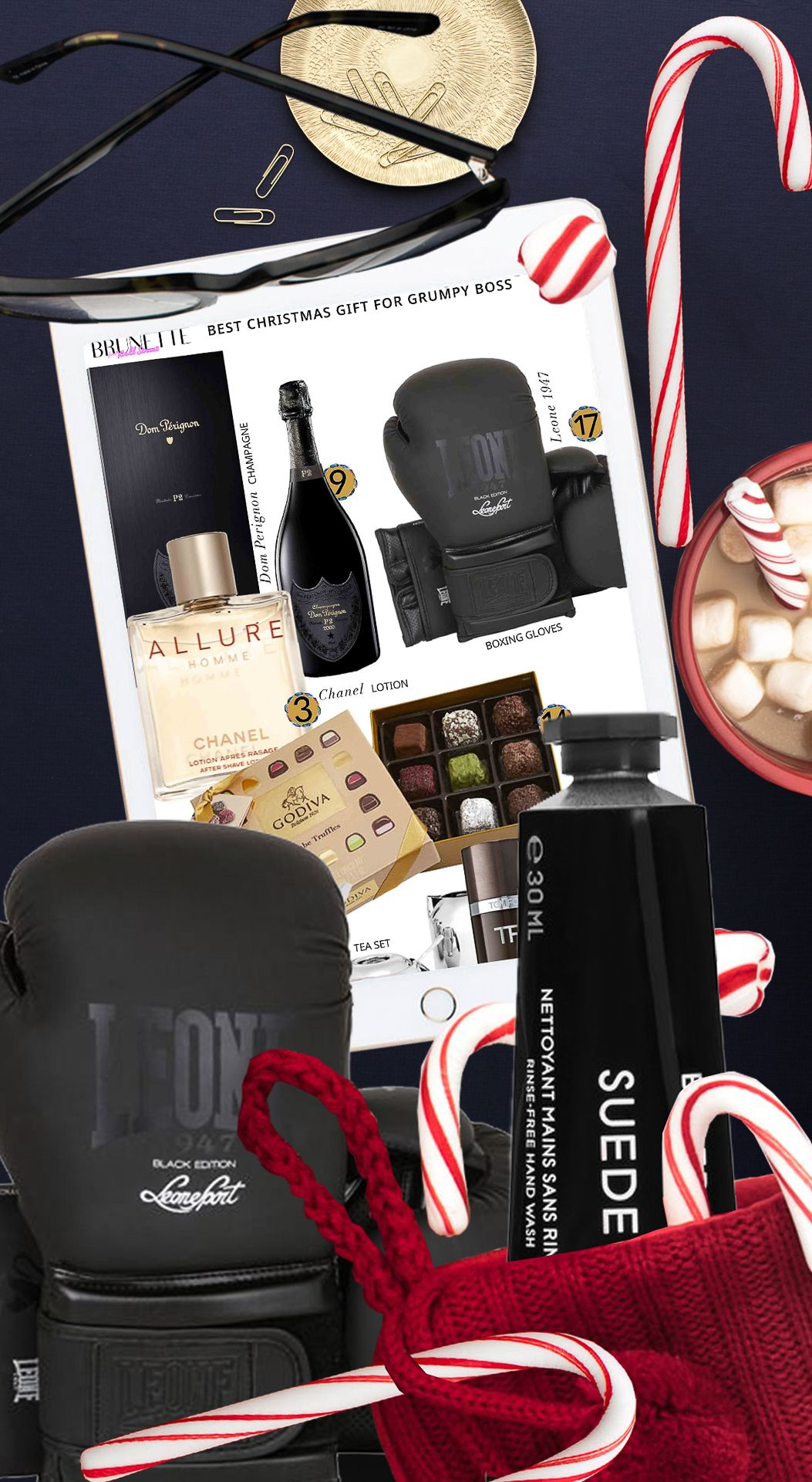 20 best christmas gifts for grumpy boss from