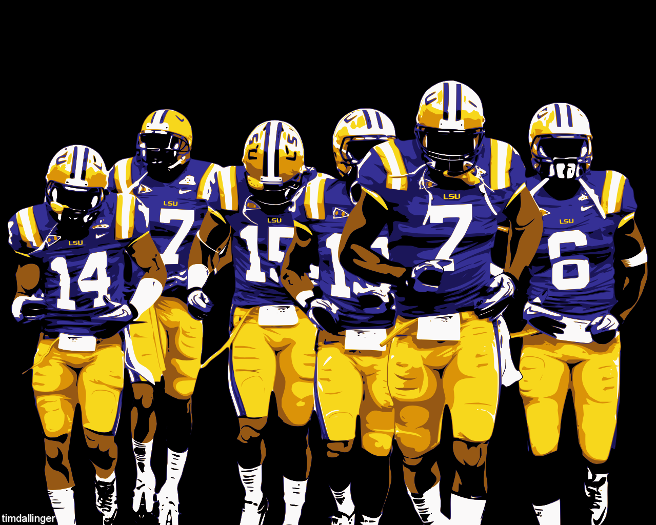 Pin By Keith Parker On Operationsports Com Lsu Lsu Football Lsu Fans
