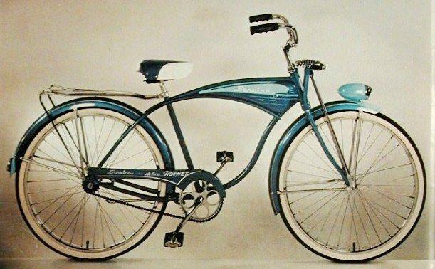 1959 Schwinn Deluxe Hornet | Vintage Bicycles | Vintage