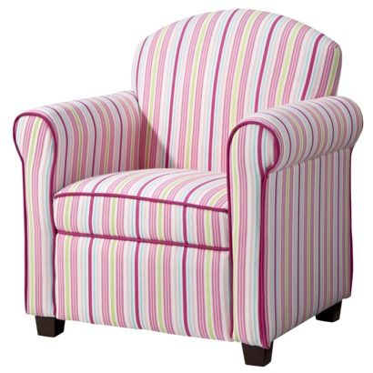 Marvelous Circo® Chloe U0026 Conner Kids Upholstered Chair   Peace Girl 3 Years U0026 Up,