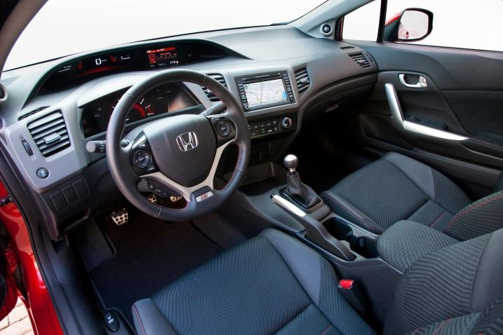 Superior Honda Civic Si 2015 In Manual Transmission