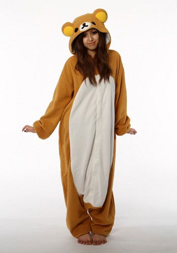 kawaii kigurumi  3 Animal Pajamas f2ad5a199