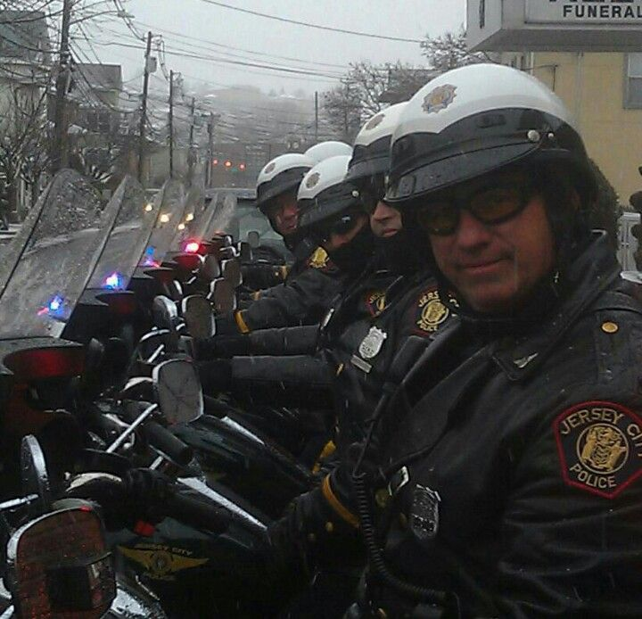 Just Another Day At Work. JCPD MOTORCYCLE SQUAD