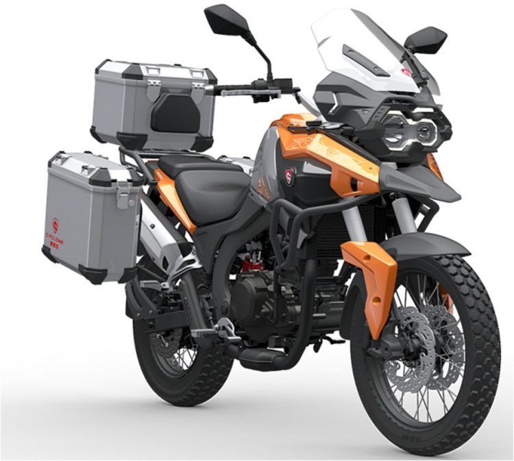 2019 Csc Rx4 Makes Its North American Debut Adventure Rider North American American Rider