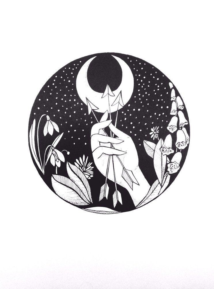 Image Of Artemis Artemis Tattoo Greek Mythology Tattoos