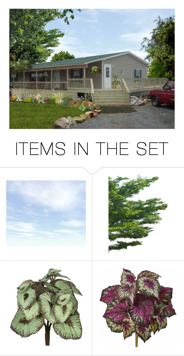 """""""They Dug & Trimmed & Planted & Watered With Russell & Willa & Even John Helping & by Evening, it Was a Thing of Beauty…""""Joe, Thank You…I Love it…It's Wonderful!…You Do Such Great Work…You Are Absolutely My Hero!"""""""" by maggie-johnston ❤ liked on Polyvore featuring art"""