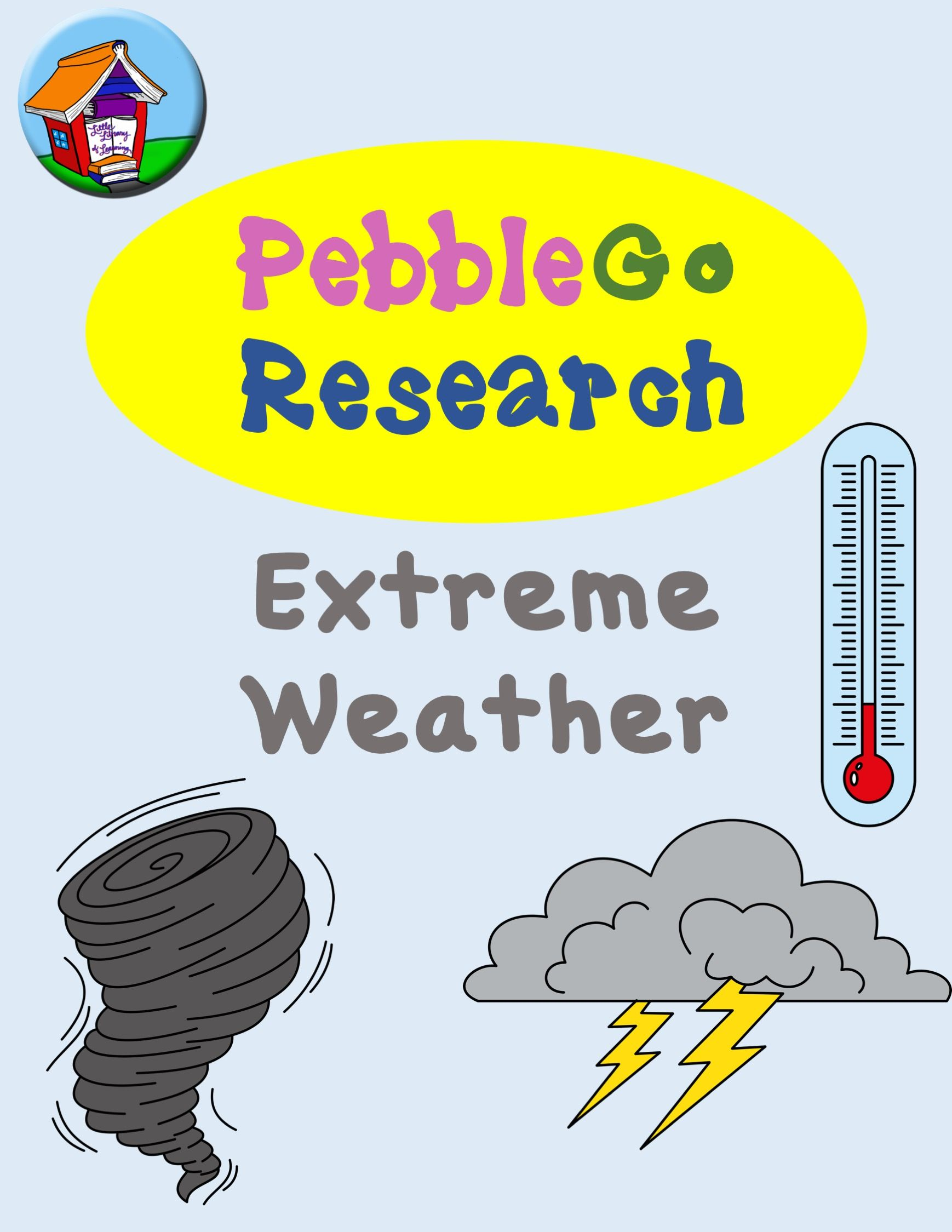 Pebblego Weather Research
