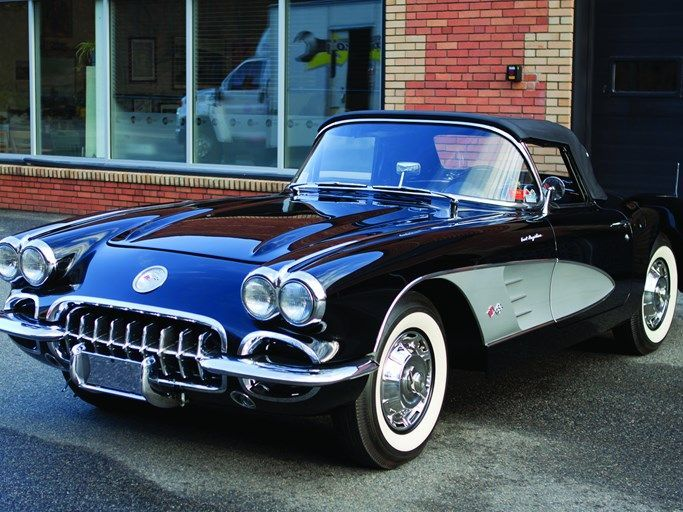 1959 Chevrolet Corvette 'Fuel-Injected'