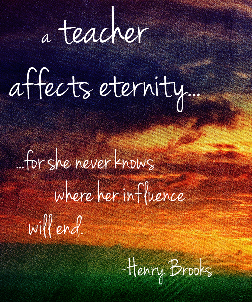 Student Thanking Teacher Quotes: Teacher, Students And School