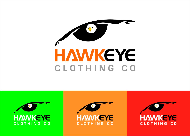 Hawkeye Logo By Sapto7 My Logo Designs At 99designs Logo Design Contest Logos Design Logos