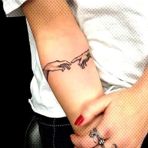 Saint-Valentin : 20 tatouages trop mignons qui célèbrent l'amour Des tatouages qui célèbrent l'