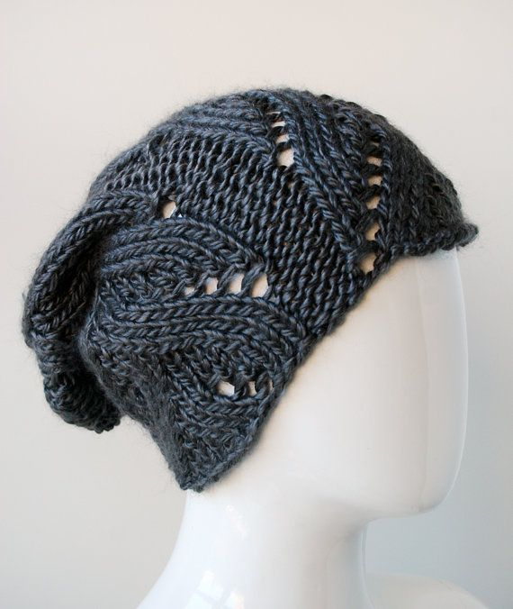 1184e638266 BLACK Slouch Hat