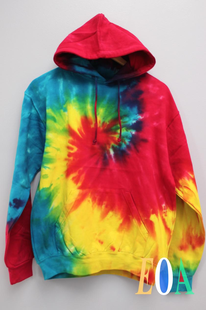 Classic Rainbow Tie Dye Hoodie Tie Dye Hoodie Rainbow Tie Dye Hoodie Tie Dye Shirts [ 1264 x 841 Pixel ]