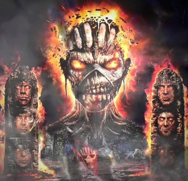 Pin By Krystal On Maiden Iron Maiden Heavy Metal Heavy