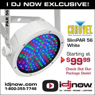 I Dj Now Exclusive From Chauvet Lighting Check It Out Gear Up