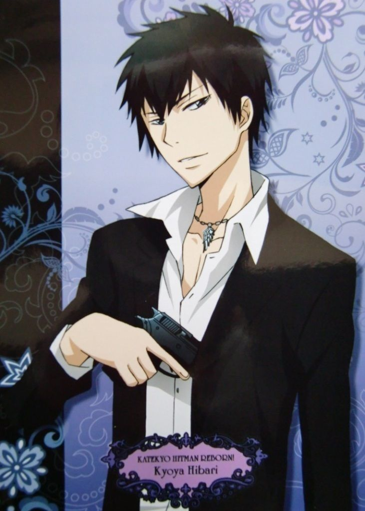 Hibari Kyoya Katekyo Hitman Reborn Photo 22244291 Fanpop