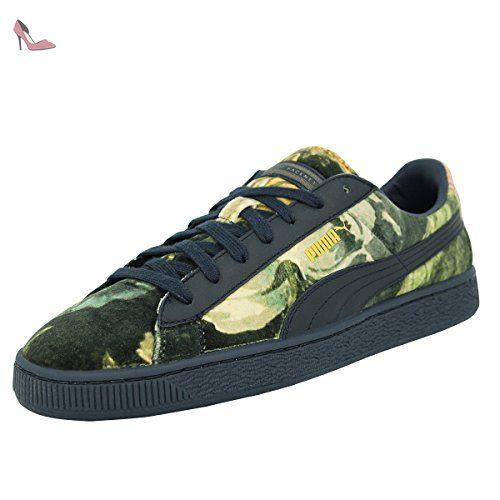 chaussure puma basket