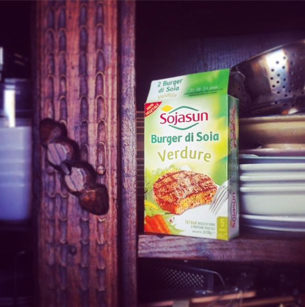 Discover Sojasun Italian Facebook, Pinterest and Instagram Pages!