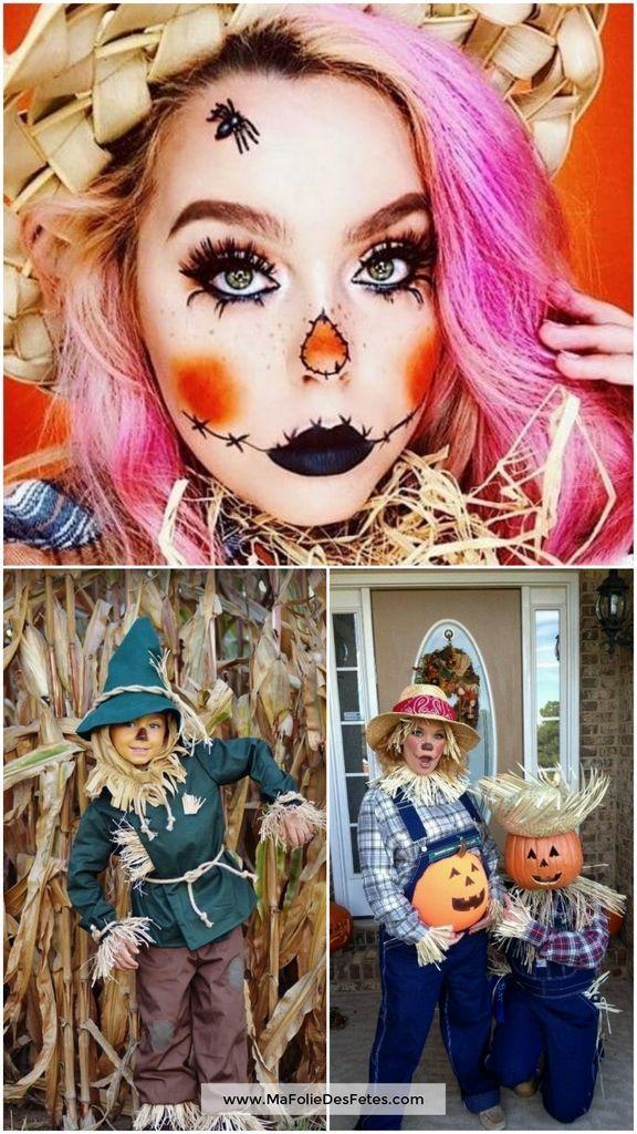Idées déguisements pour Halloween Epouvantail - Ma Folie Des Fêtes #epouvantaildeguisement Idées déguisements pour Halloween Epouvantail - Ma Folie Des Fêtes #epouvantaildeguisement
