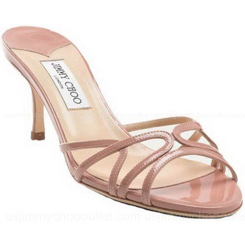 Jimmy Choo Ivana Slide Sandals free shipping with paypal 4soH3pM96