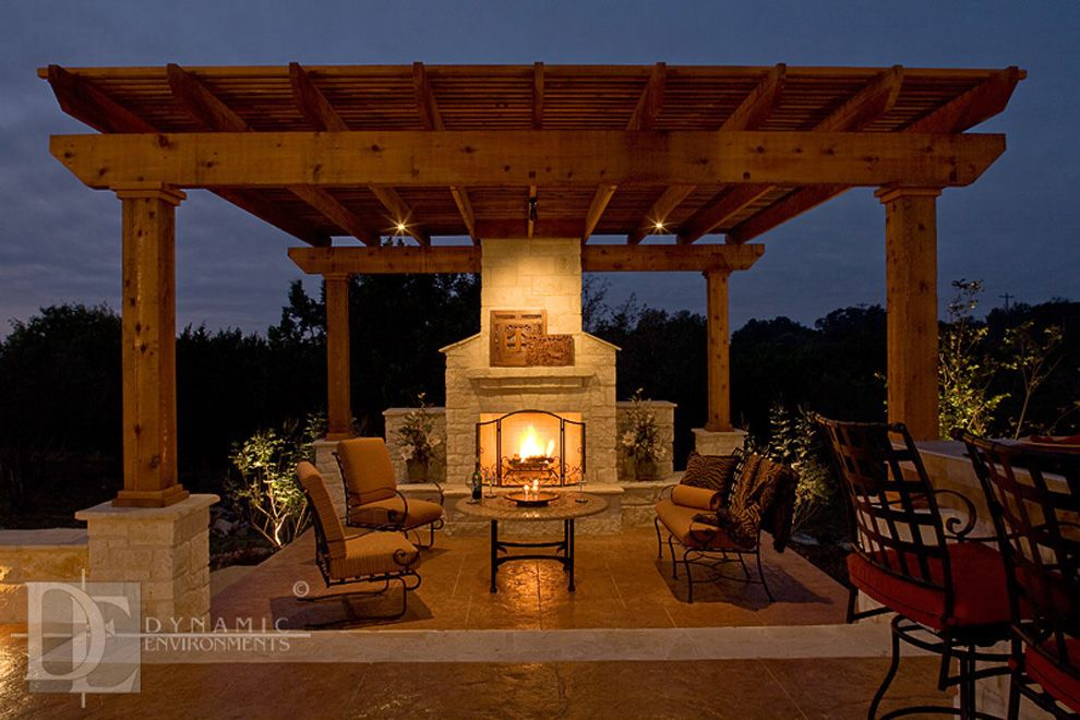 Arbors Firepits Amp Structures Boerne Tx By Dynamic