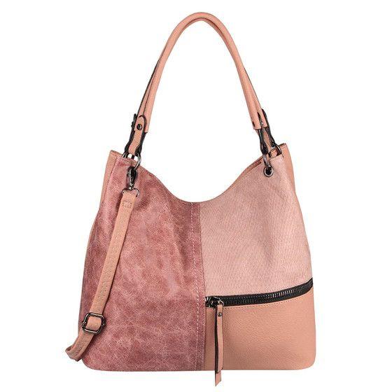 Obc Damen Tasche Din A4 Shopper Tote Bag Hobo Bag Handtasche Umhangetasche Schultertasche Beuteltasche Leder Optik Altrosa In 2020 Taschen Damen Handtasche Umhangetasche Und Schultertasche