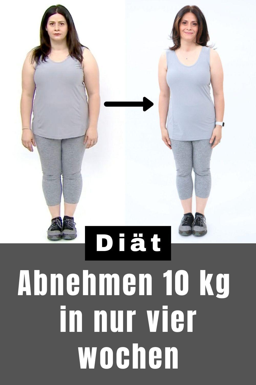 Diät verlieren 10 Kilo in einem Monat