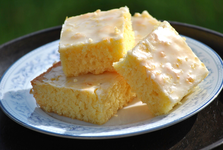 bake light summery desserts - HD2896×1944