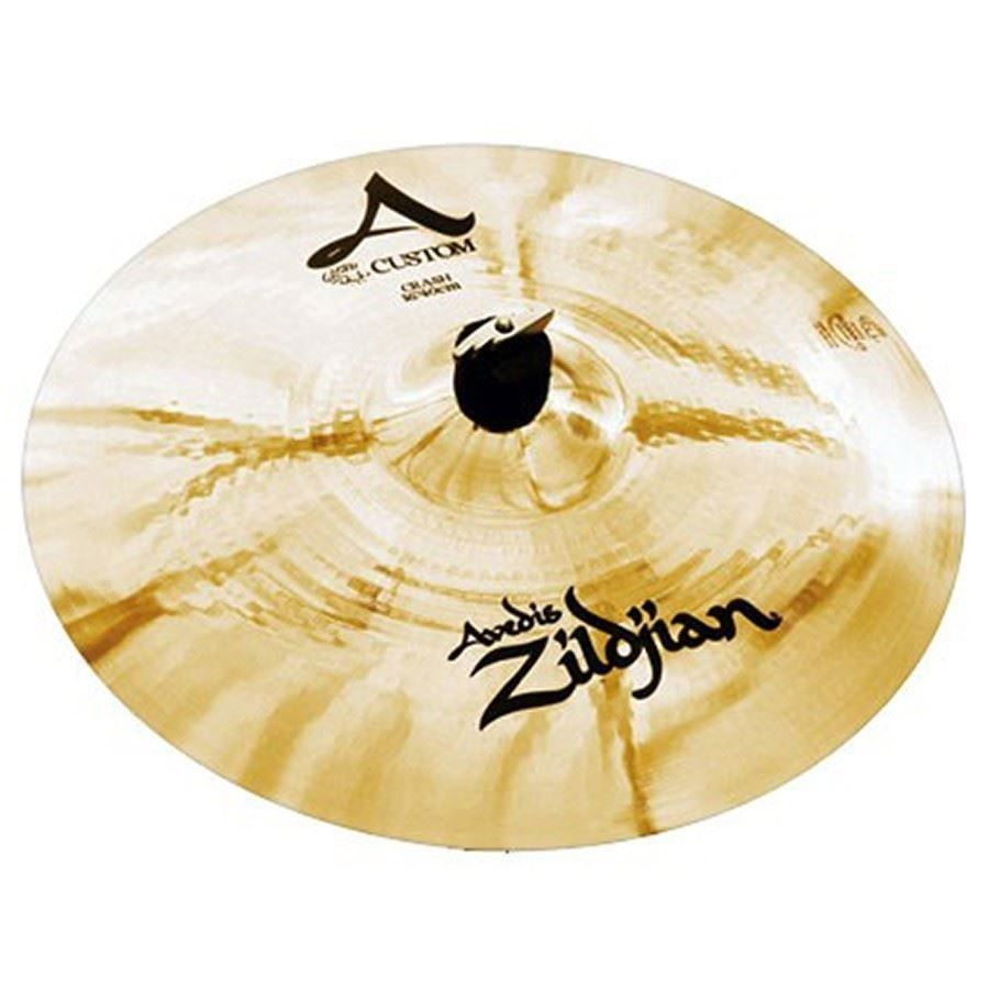 "Zildjian A20515 17"" A Custom Crash Cymbal"