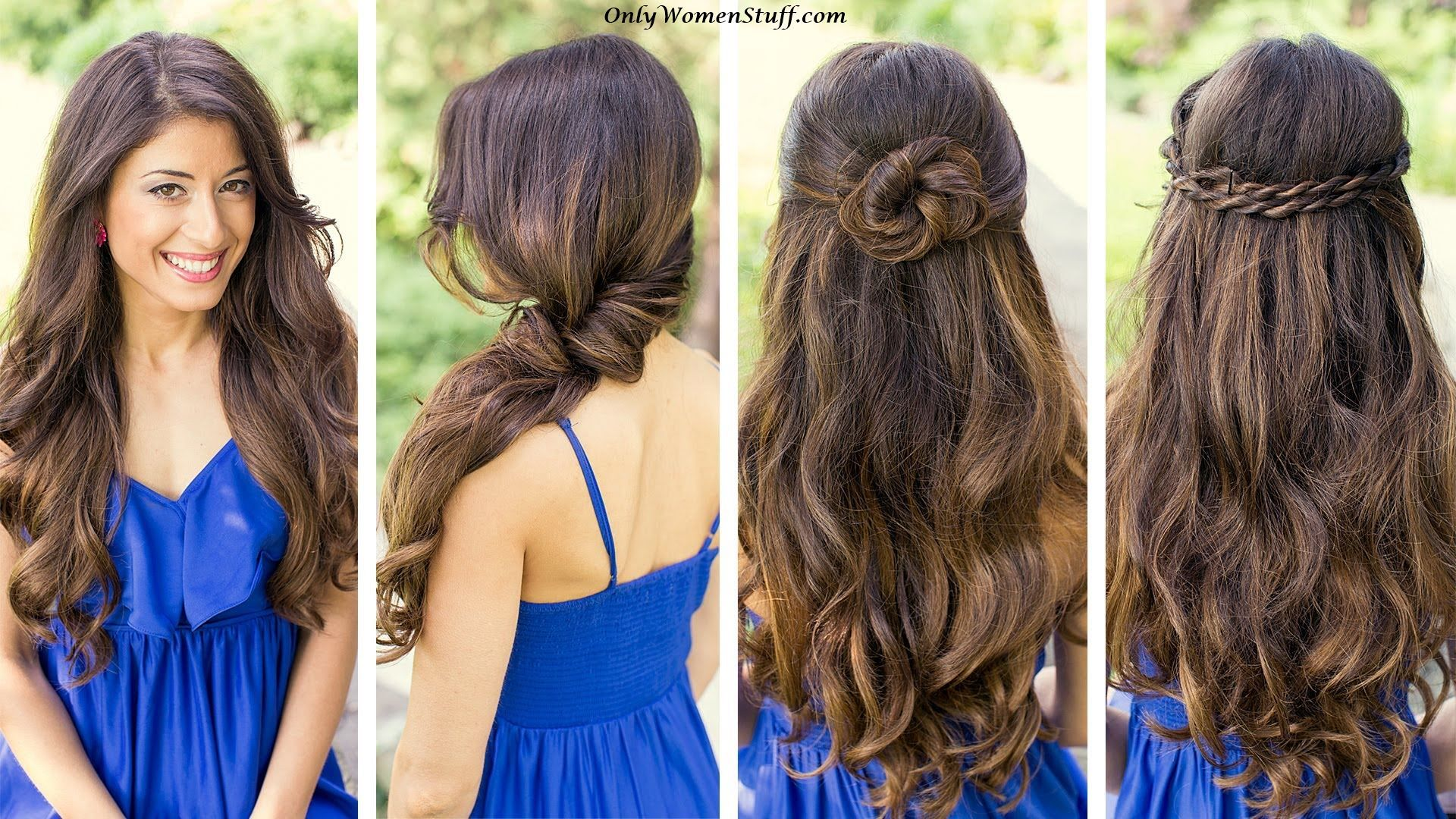 Only Women Stuff A Blog About Beauty Fashion Health Long Hair Styles Long Hair Indian Girls Easy Hairstyles