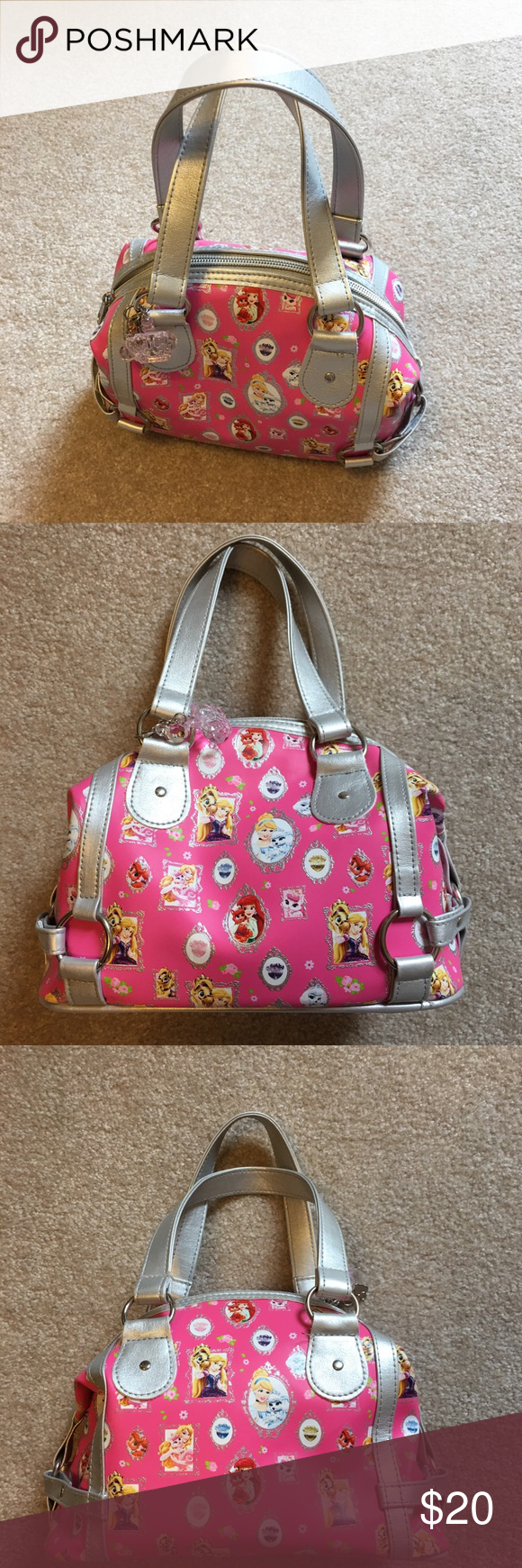 Cutest Disney Palace Pets Purse Ever! Excellent condition! Disney Accessories Ba…