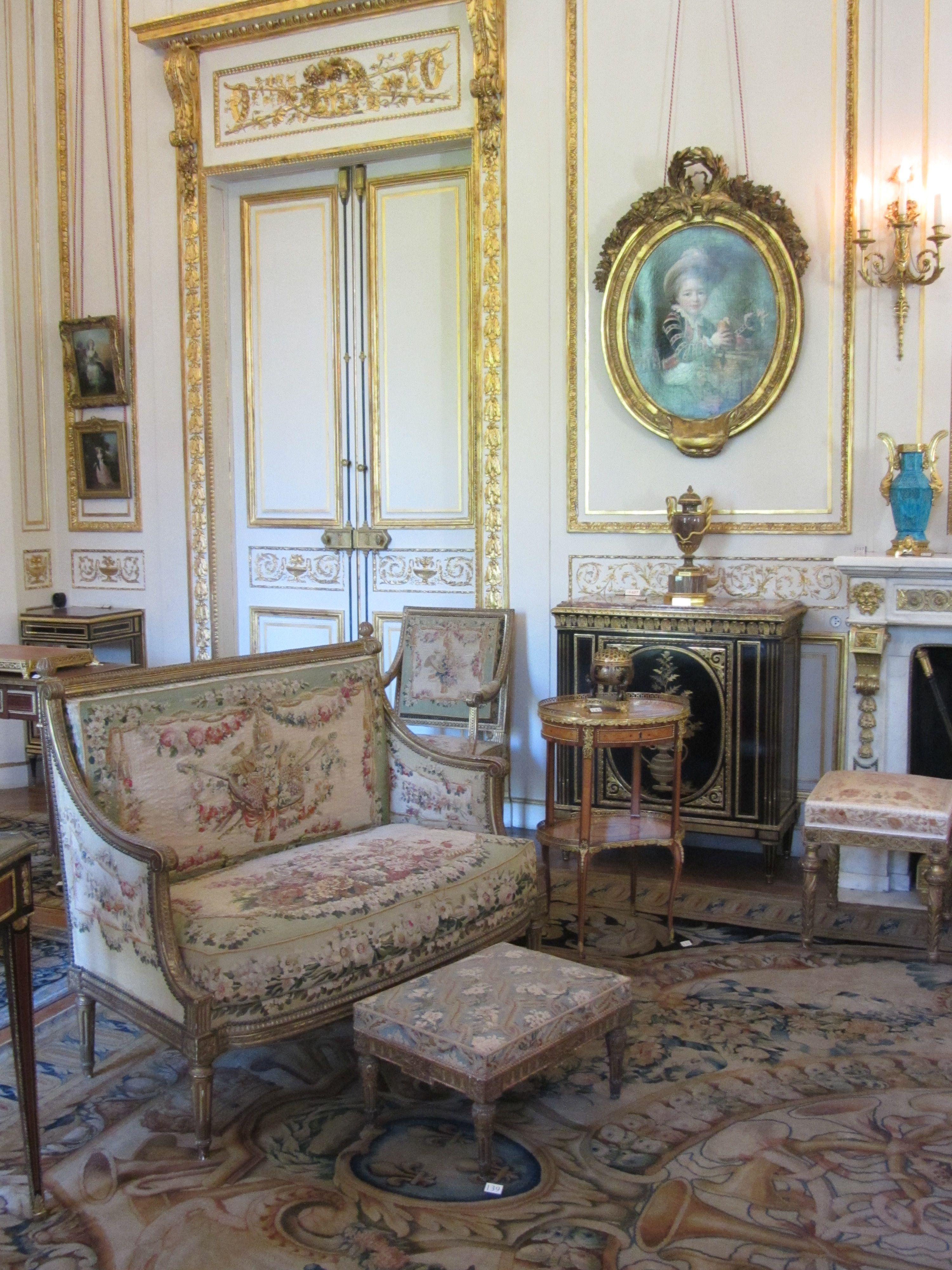 Musee Nissim De Camondo A Beautiful Small Museum Of French