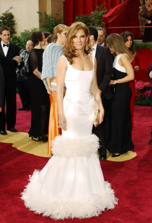Sandra Bullock S Style Evolution From America Sweetheart To Oscar Winner Photos W Magazine
