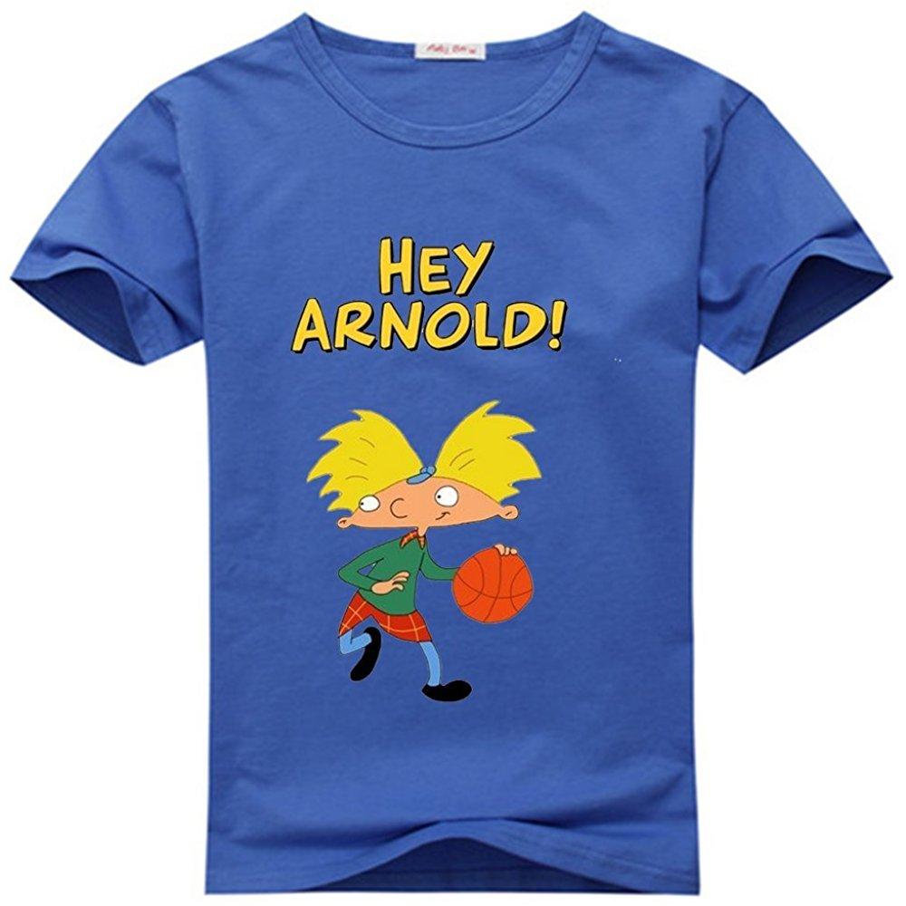 Guangyong Li Hey Arnold Logo Womens T Shirts Navy Blue Size M Twomen 03507 17 90 T Shirts For Women Ladies Tee Shirts T Shirt