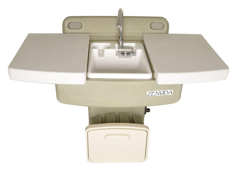 Outdoor Garden Utility Sink Washing Table 3 In 1 Outdoor Sink