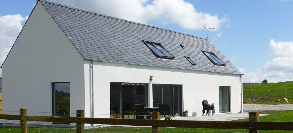 Modern Self Build House Kits From Hebridean Contemporary