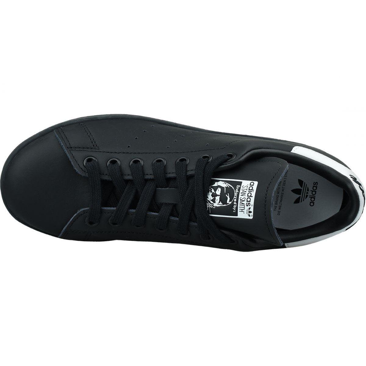 Buty Adidas Originals Stan Smith M Ee5819 Czarne Adidas Originals Stan Smith Stan Smith Shoes Black Shoes