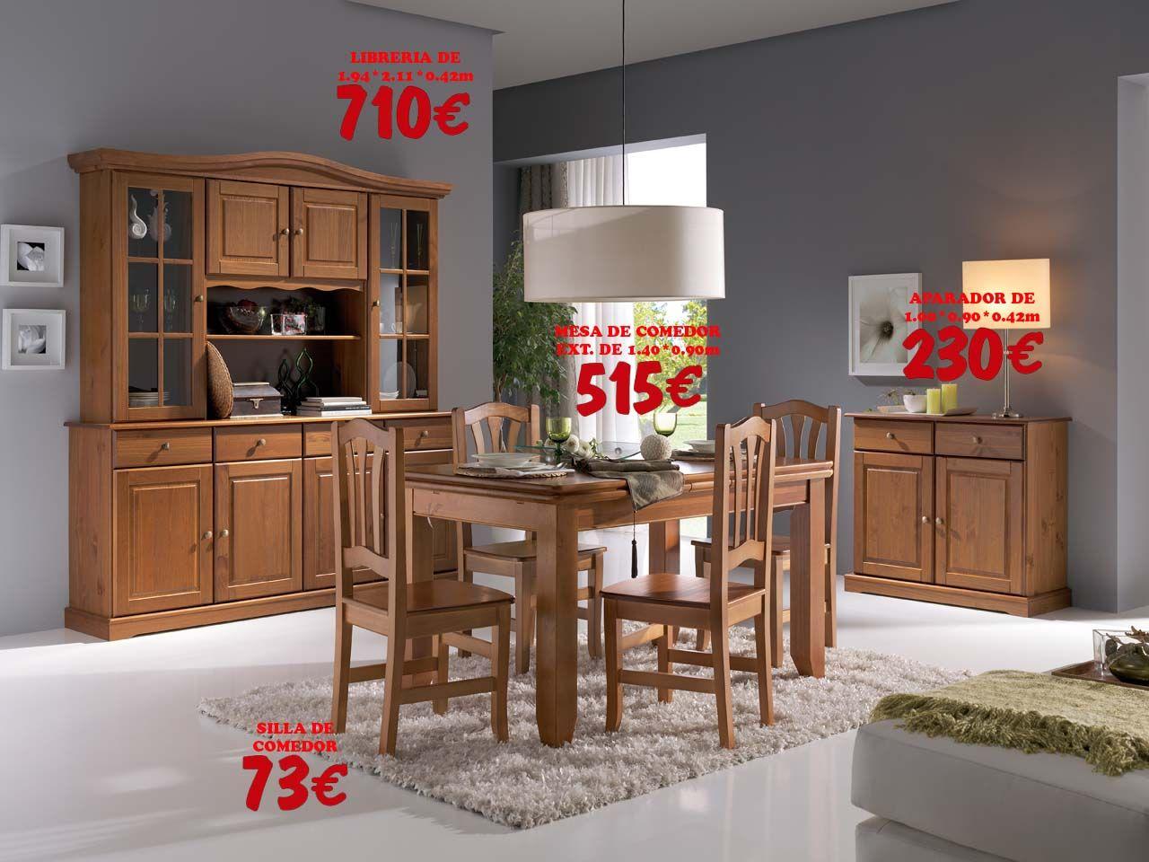 Muebles de pino macizo provenzal muebles amate muebles - Muebles de pino rusticos ...