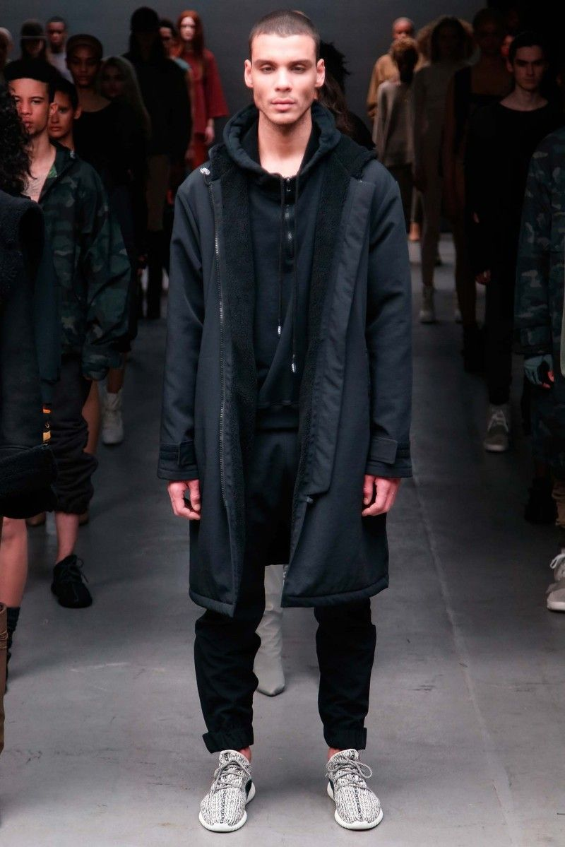Kanye West Adidas Collaboration Yeezy Season 1 Collection Menswear Kanye West Adidas Kanye West Adidas Originals