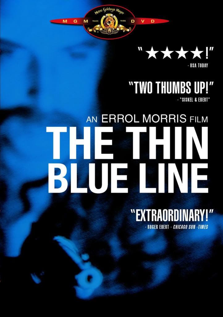 Image result for movie the thin blue line