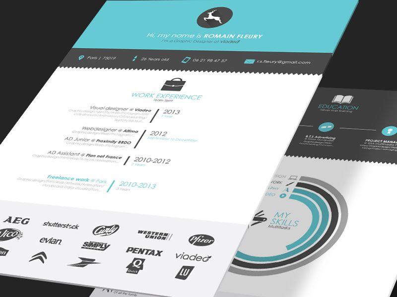 Resume Resume styles, Design resume and Creative cv - creative resume headers