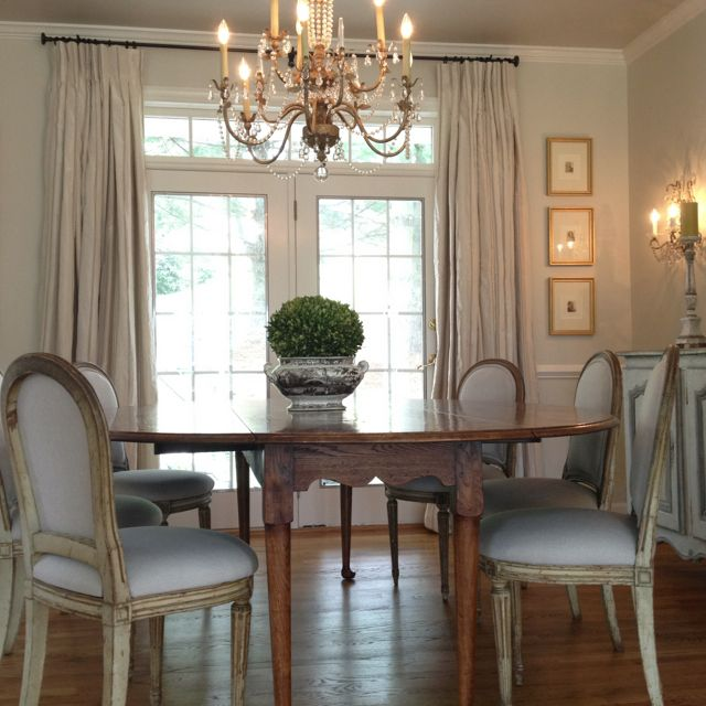 Emerald Green Dining Rooms