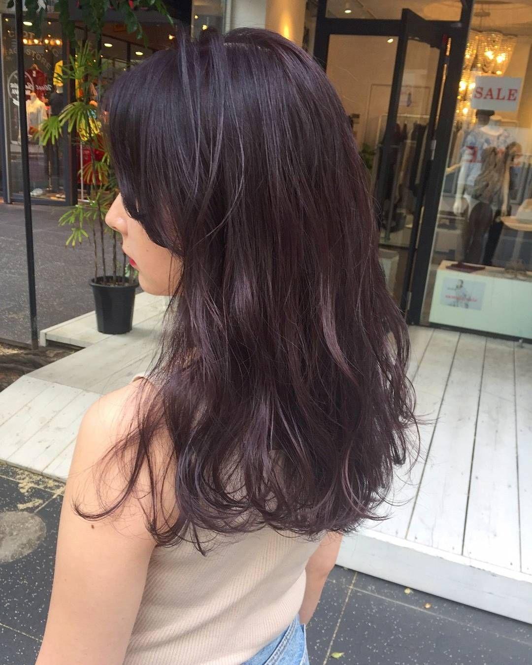 桃田秀人 On Instagram ディープラベンダー ラベンダー ピンク ヘアカラー ヘアスタイル イルミナ イルミナカラー バイオレット ヘアカラー ヘアカラー 髪色 ピンク