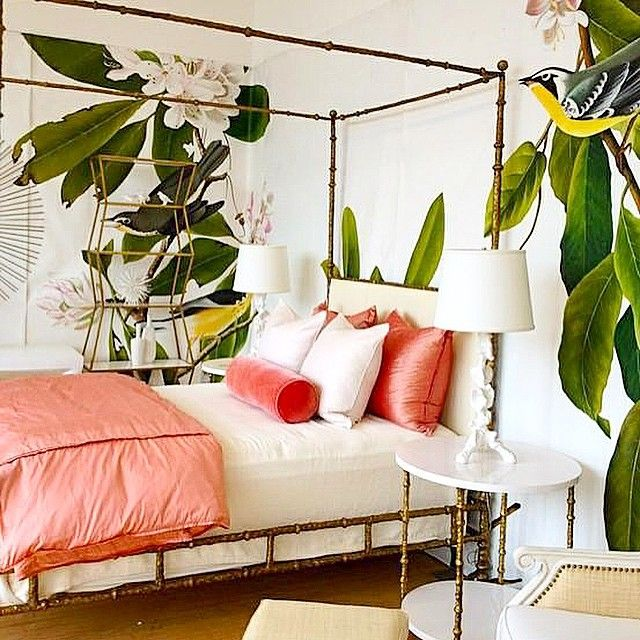 Dreamy Palm Beach Bedroom Bedroom Inspirations Home Decor