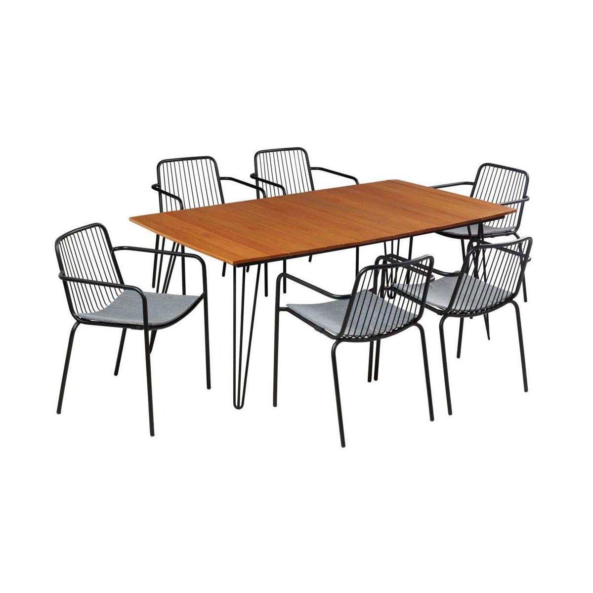 Krzeslo Ogrodowe Zoe Stalowe Czarne Krzesla Fotele Lawki Ogrodowe W Atrakcyjnej Cenie W Sklepach Leroy Merlin Furniture Home Decor Outdoor Furniture